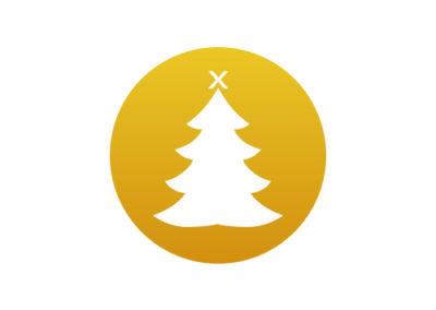 Weihnachtshaus Neuwied