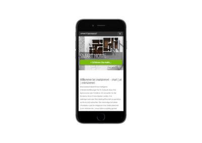 Haugwitz_Design_Webseite_Mobile_smartainment